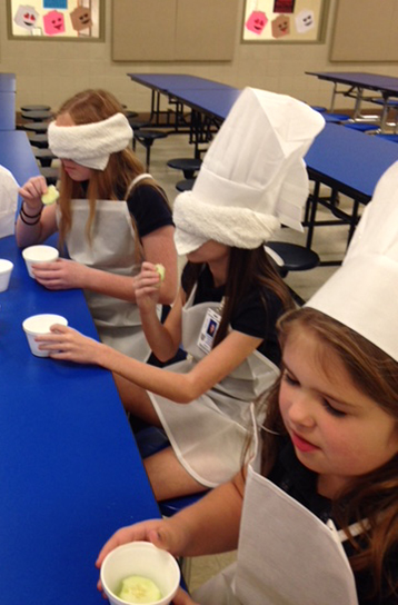 Clearwood Junior High School - NSLW Blind Taste Test