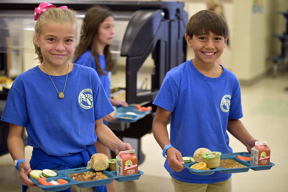 Lancaster Elementary School - National Gumbo Day