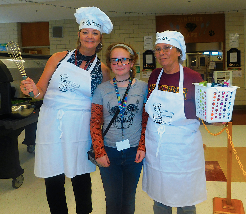 Pitcher Junior High School - NSLW Principal and Cafeteria Manager