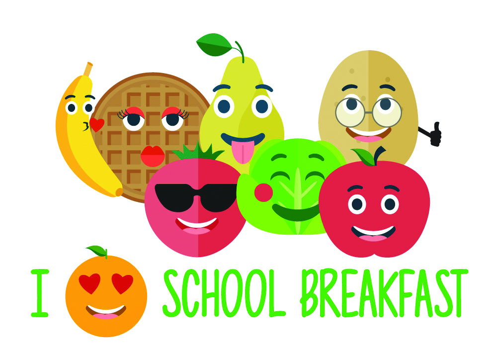 National School Breakfast Week 2018 Logo