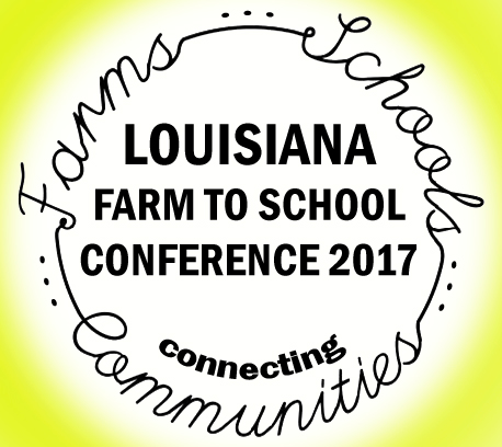 Louisiana Farm to School Conference Logo