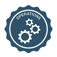 Key Area Operations Badge Graphic