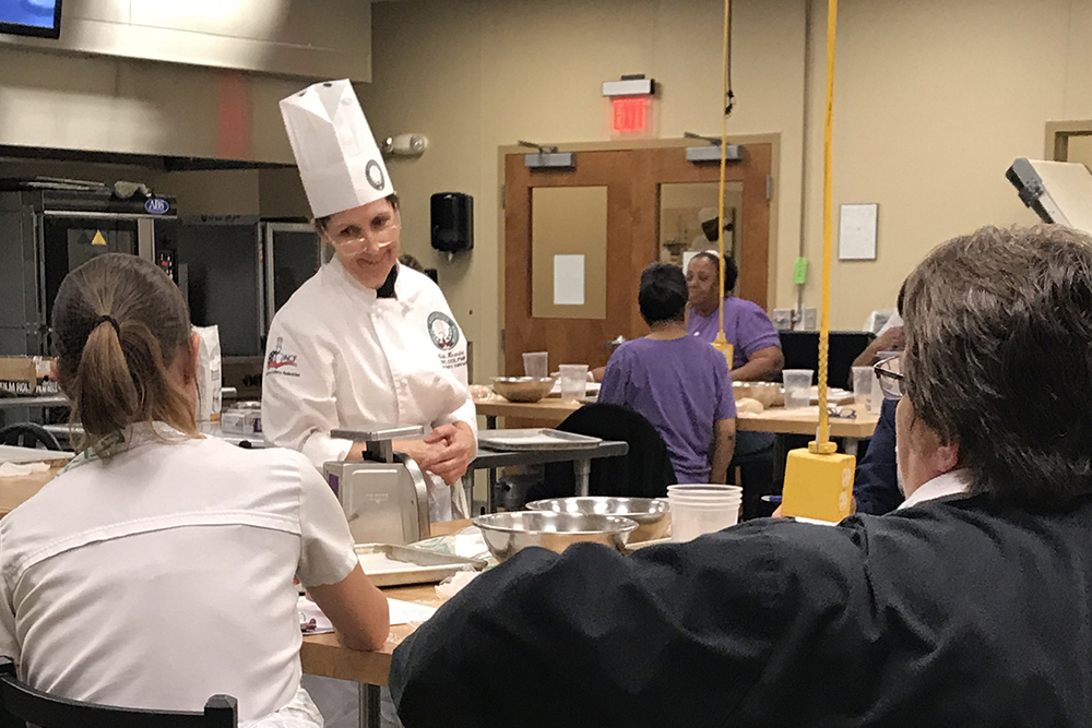Louisiana Team Nutrition Culinary Training 2018