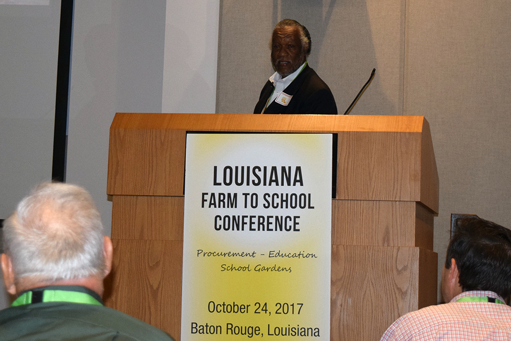Louisiana Farm to School Conference 2017