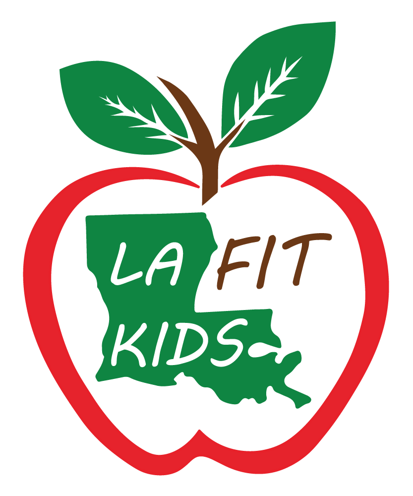Louisiana Fit Kids Logo (PNG)