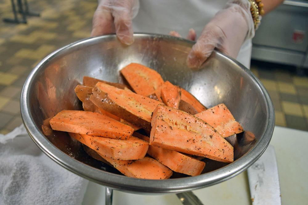 Louisiana Team Nutrition Culinary Training 2019 in Baton Rouge, LA