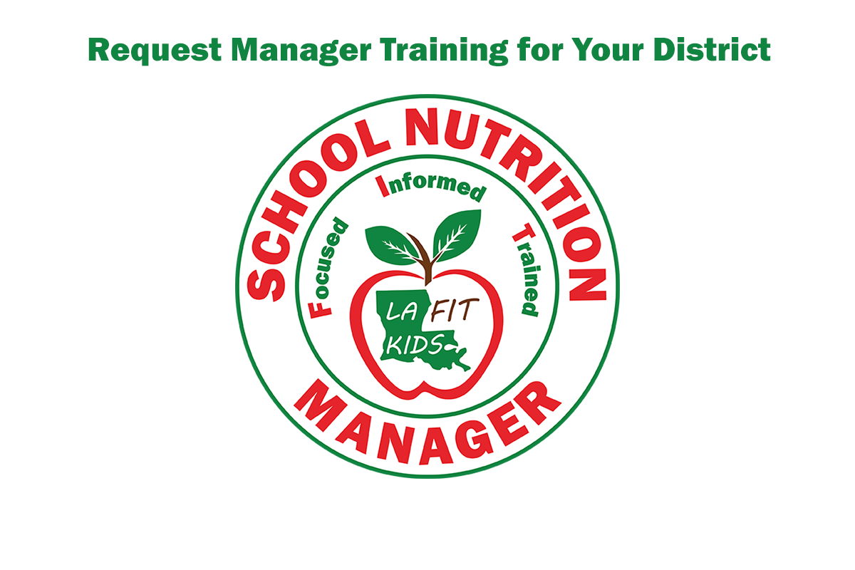 Request Manager Training for Your District Graphic