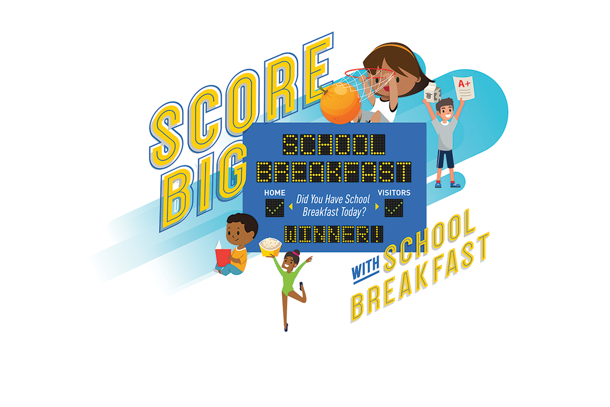National School Breakfast Week 2021 Graphic Photo