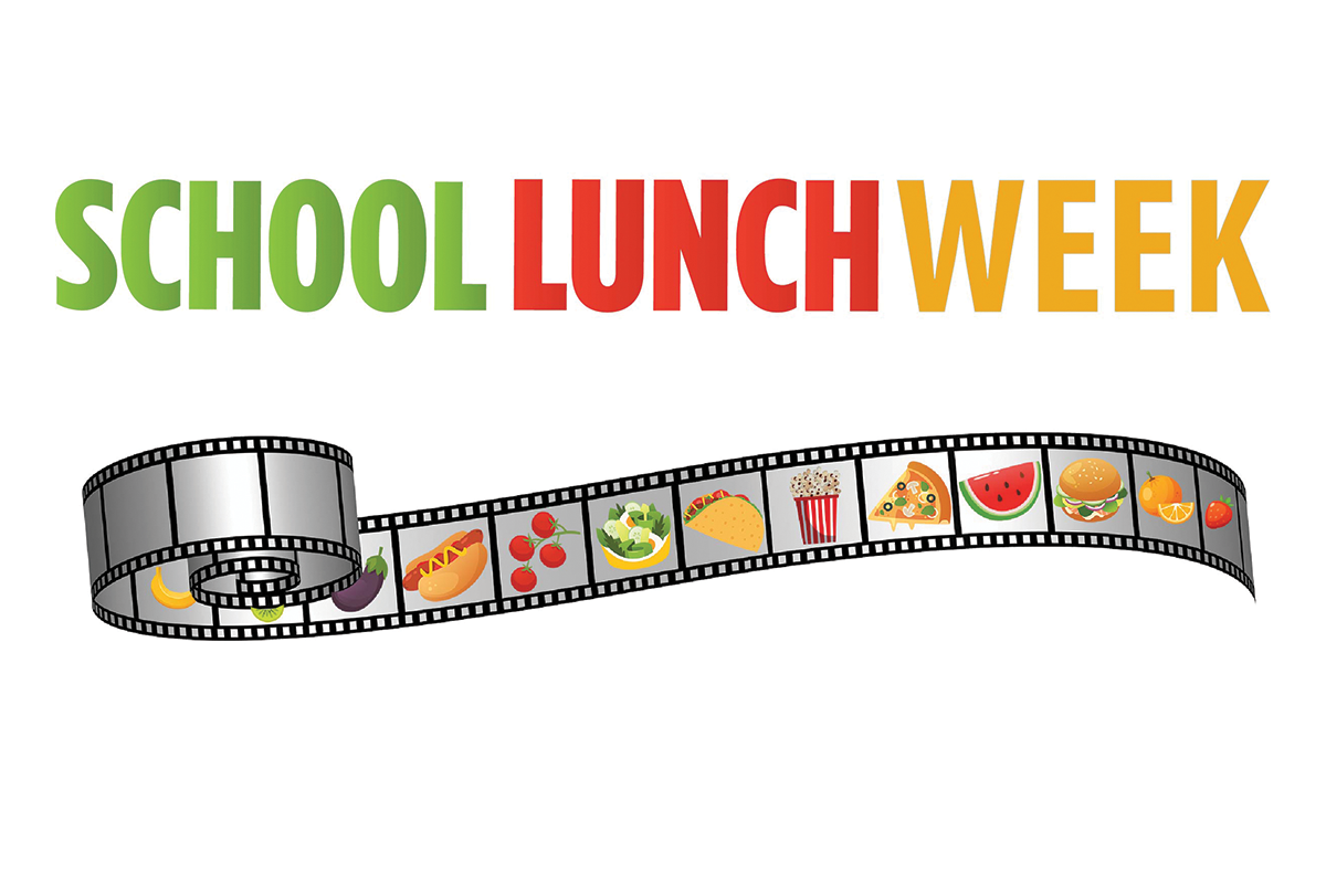 National School Lunch Week 2020 Graphic