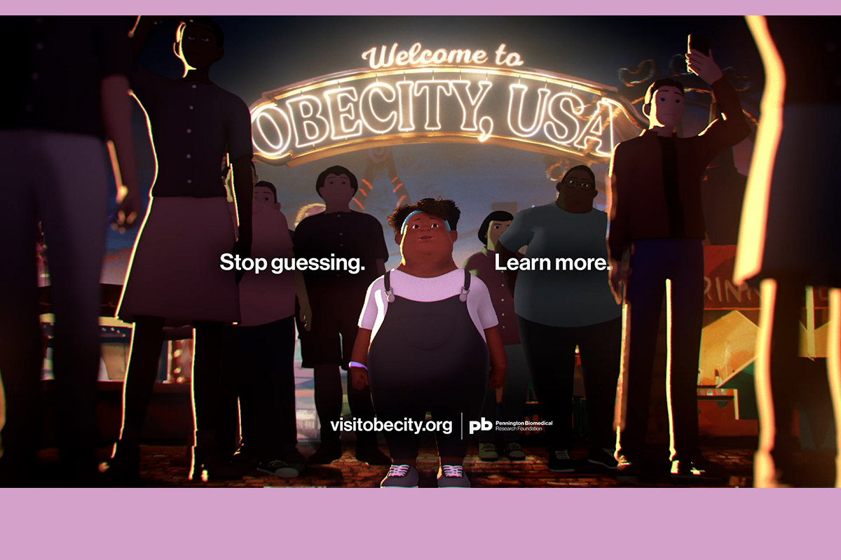 Welcome to Obecity, USA - Meet Ezra Graphic