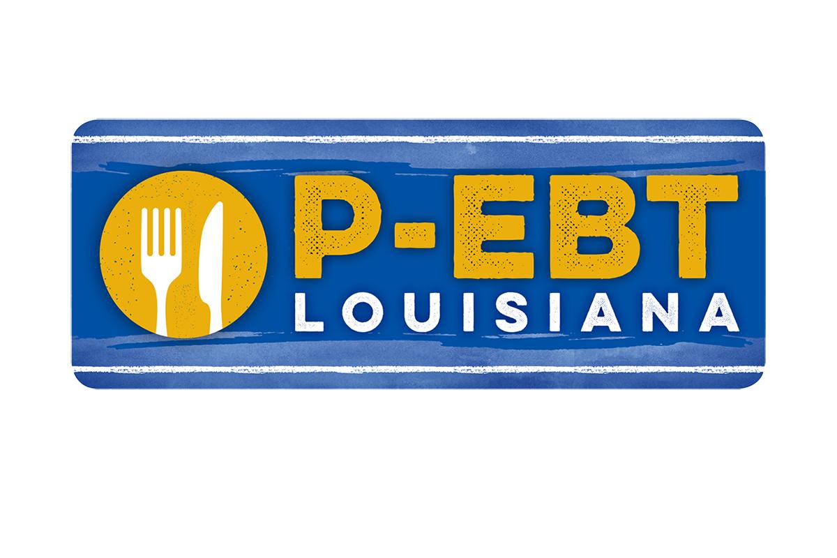 P-EBT Louisiana Graphic