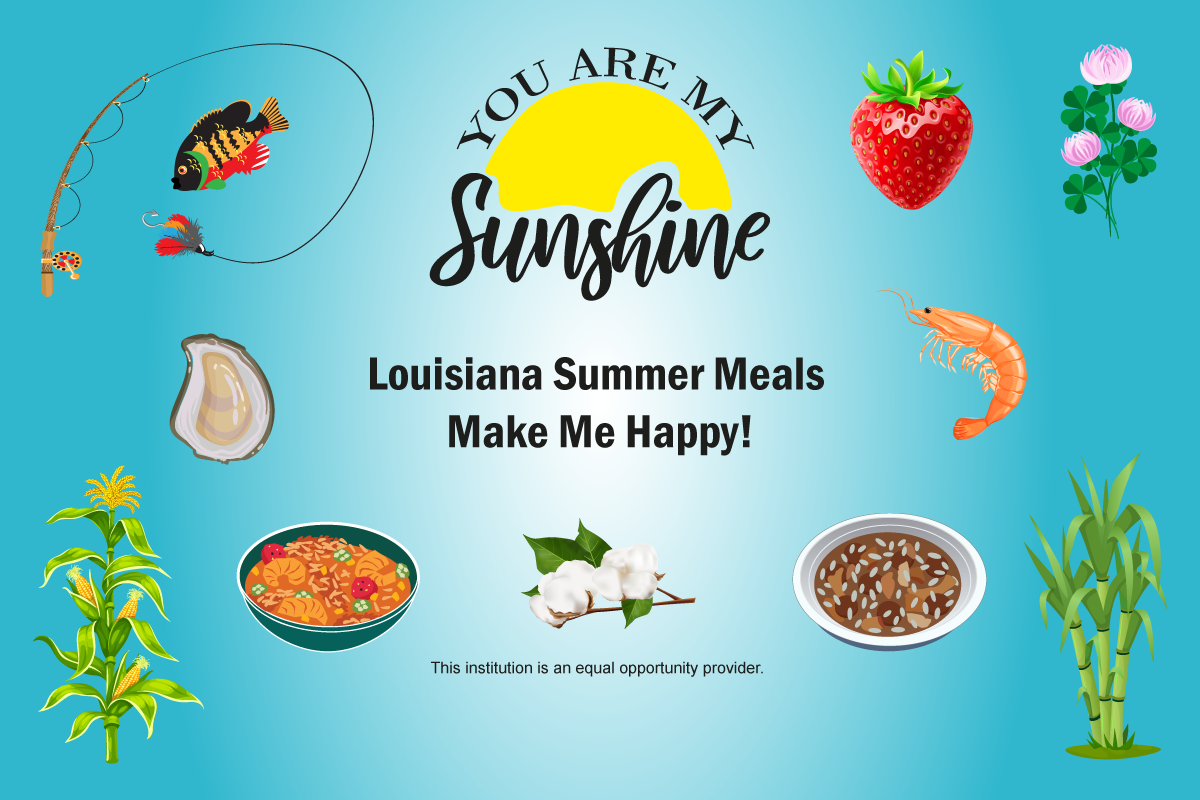 Summer Meals 2021 Graphic