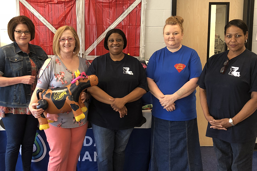 LaSalle Parish - Inaugural Summer Meals Program