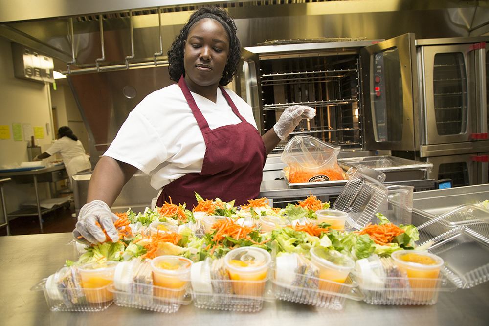 East Baton Rouge Parish - Behind the Lunch Line