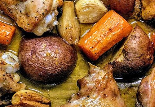 Turkey Pot Roast Photo