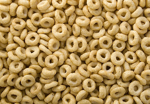 Oat Circles Cereal Photo