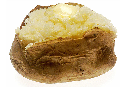 Baked Potato Photo