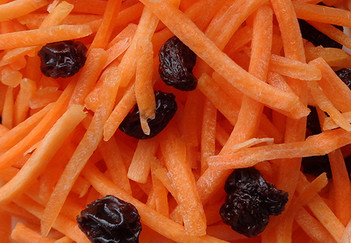 Carrot-Raisin Salad Photo