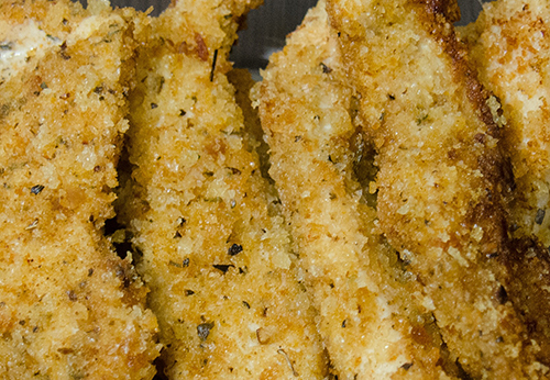 Chicken Breast Strips Photo