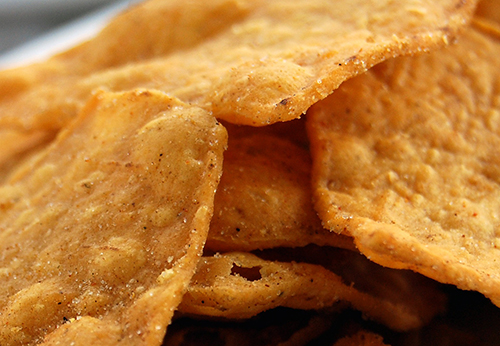 Whole Grain Chips Photo