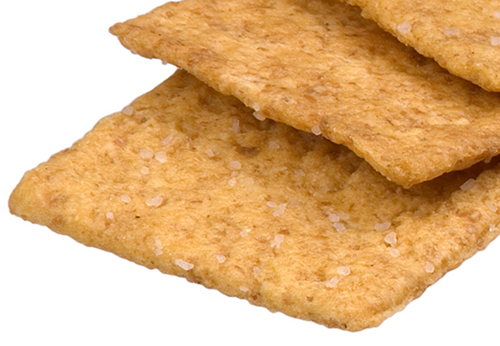 Whole Grain Crackers Photo
