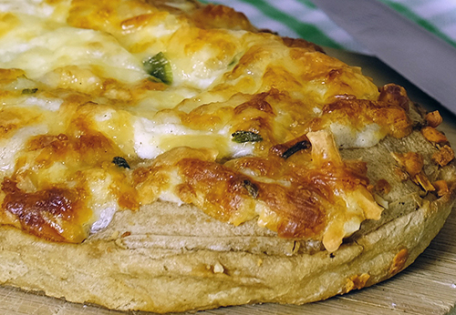 French Bread Pizza Photo