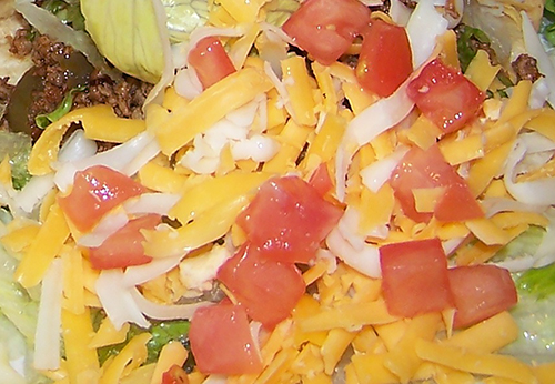 Totally Tacos (Taco Salad) Photo