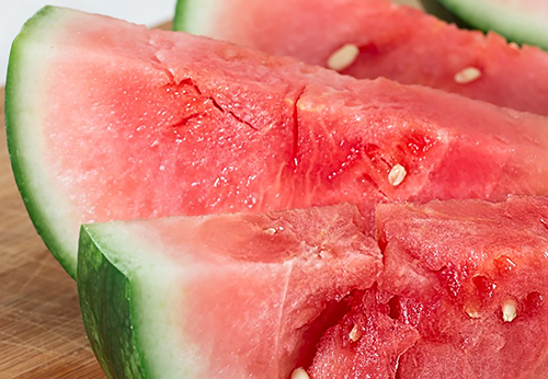 Watermelon Wedge Photo