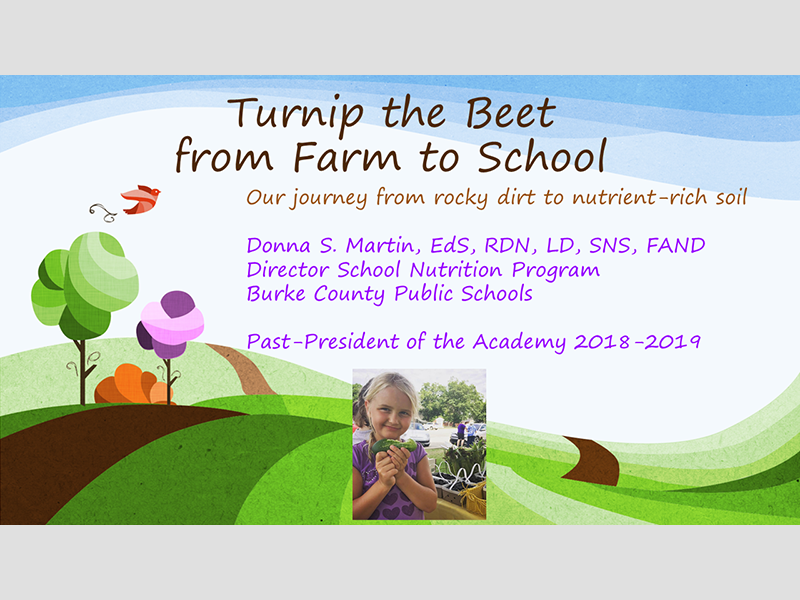 Turnip the Beet from Farm to School: Our Journey from Rocky Dirt to Nutrient-Rich Soil