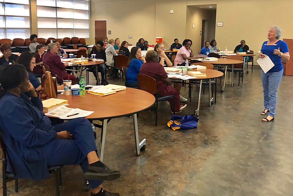 Manager Training, Lafayette, LA, September 18-21, 2018