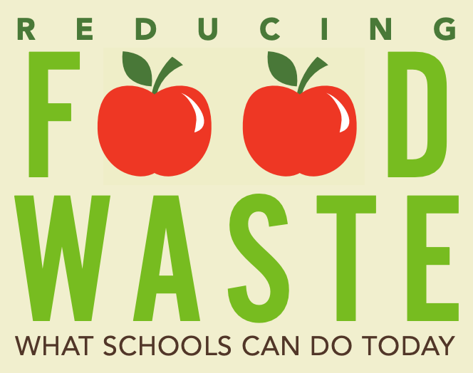 USDA Reducing Food Waste Logo