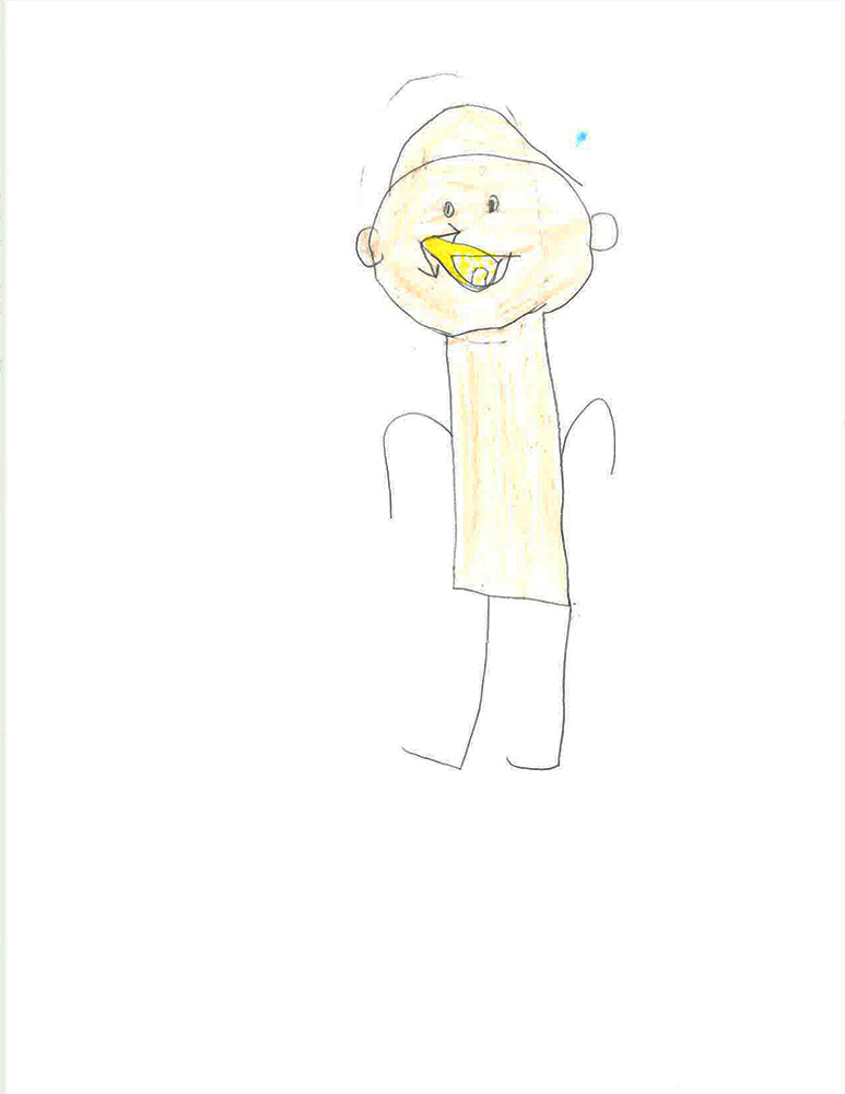 Stephensville Elementary Student Drawing