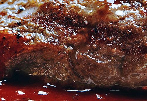 Salisbury Steak with Gravy Photo
