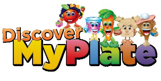 Disover MyPlate Logo