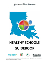 Louisiana Team Nutrition Healthy Schools Guidebook Icon