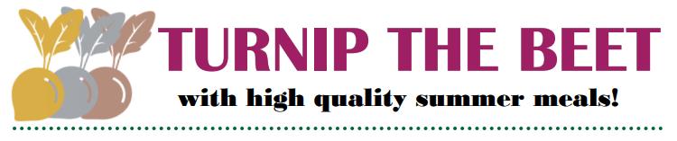 Turnip the Beet Banner